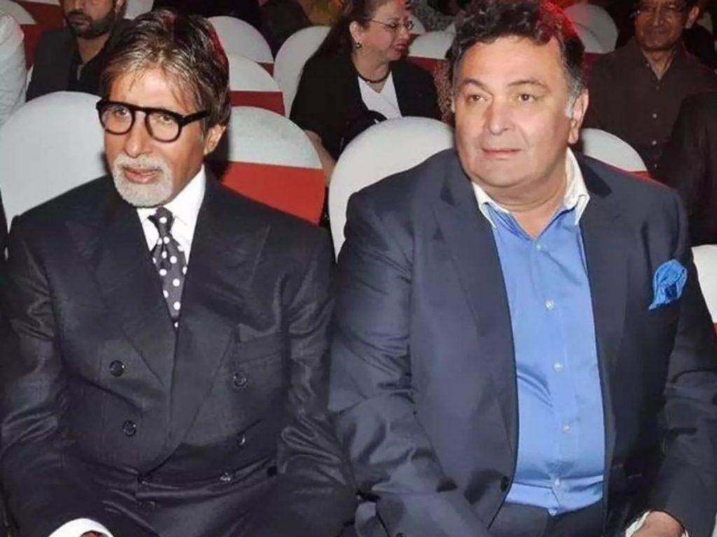 BigB ,Rishi Kapoor