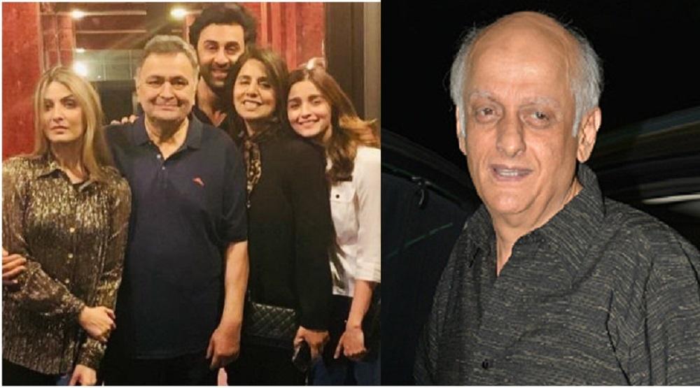 Unfiltered: Mukesh Bhatt's Honest Opinion On Rishi Kapoor