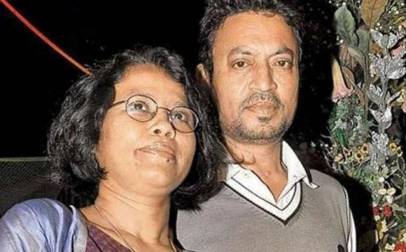 """Irrfan Khan's Wife Sutapa Shares A Heartfelt Note For Husband; """"It's magical whether he is there or not there"""""""