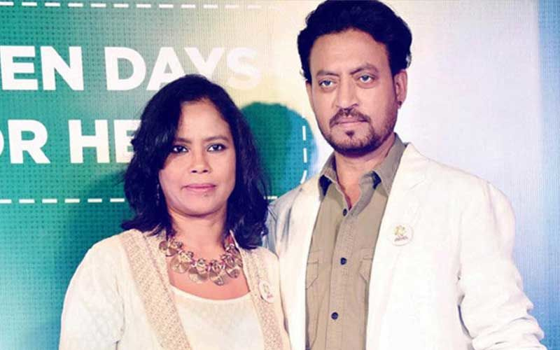 Irrfan Khan's Last Words For His Wife During Angrezi Medium Promotion
