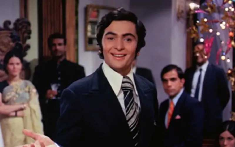 Opinion On Rishi Kapoor