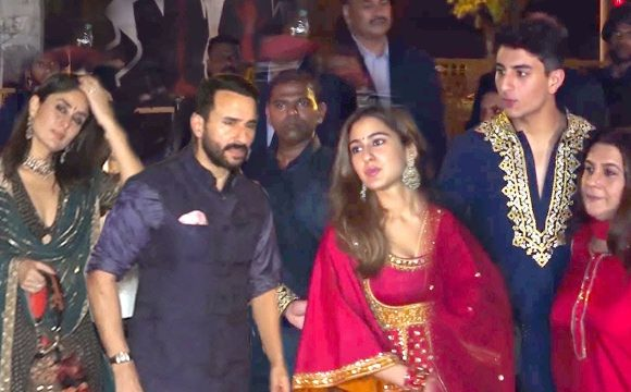 """Saif Ali Khan Recalls When He Had To Give 5 Crores To Amrita; Says, """"I'm not Shah Rukh Khan. I don't have that kind of money."""""""