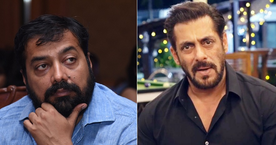 Anurag Kashyap On his brother Abhinav Kashayp fight with Salman Khan