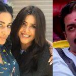 Hina Khan and Ekta Kapoor