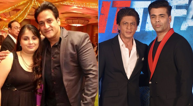 Inder Kumar Wife Pallavi Kumar accuses Shahrukh Khan and Karan Johar of blocking her husband