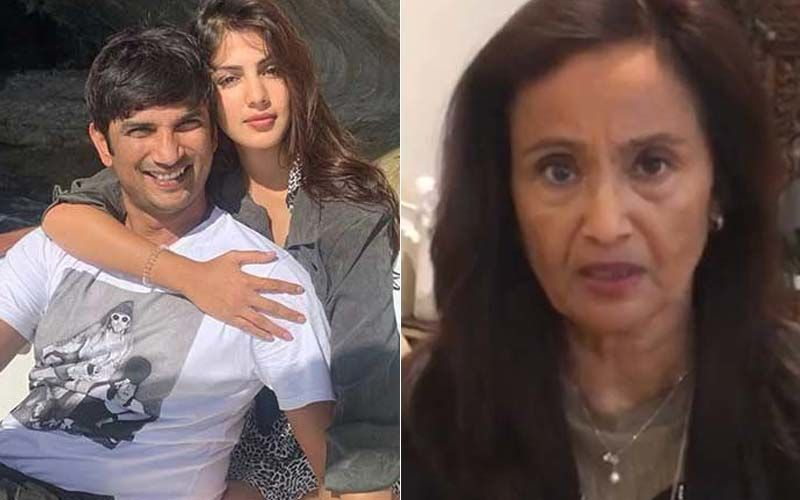Jiah Khan mother on Sushant Singh Rajput and Rhea Chakraborty