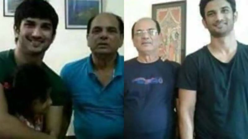 Sushant Singh Rajput Father
