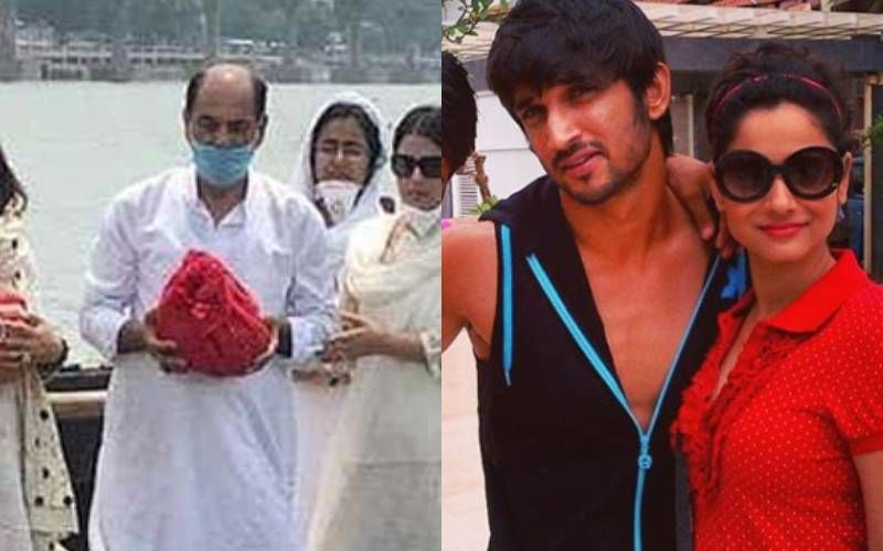 Sushant Singh Rajput Father on Ankita Lokhande
