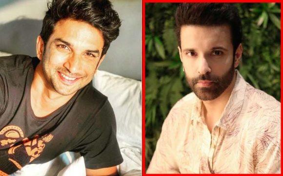 Sushant Singh Rajput and Aamir Ali