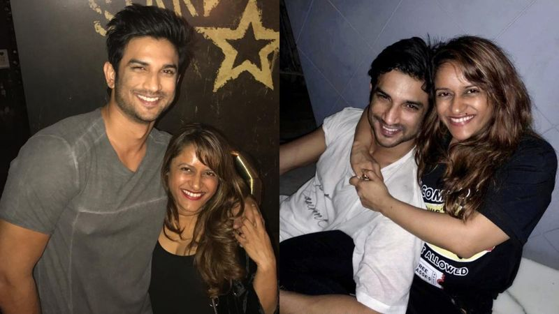 Sushant Singh Rajput friend and celebrity manager Rohini Iyer