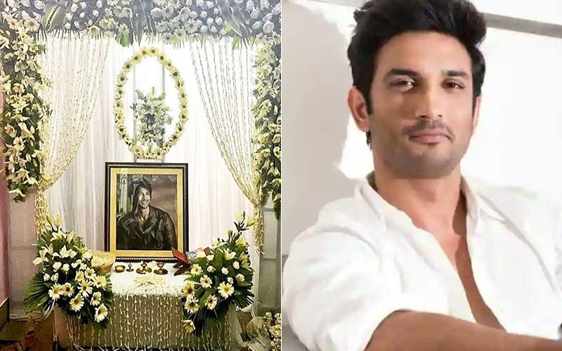 Sushant Singh Rajput prayer meet held by his family in Patna