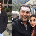 Sushant Singh Rajput with Sara Ali khan and Abhishek Kapoor.jpg