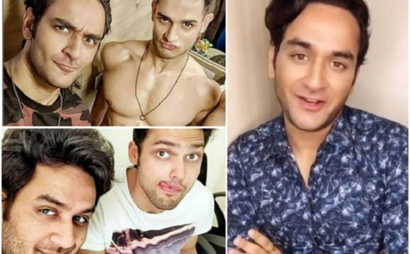 Vikas Gupta is Bisexual and in a relationship with Priyank Sharma and Parth Samthaan