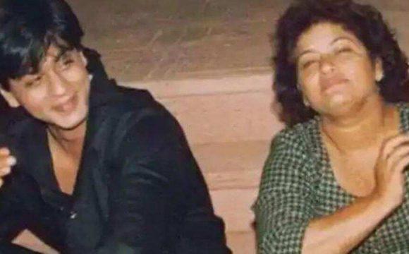 Saroj Khan slapped Shahrukh Khan