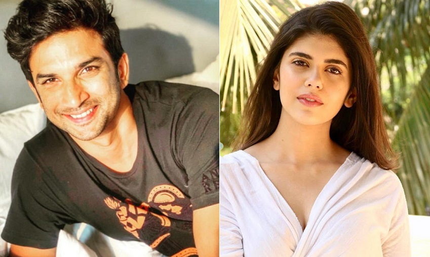 Sushant Singh Rajput Was Once Roped In #MeToo Against Sanjana Sanghi