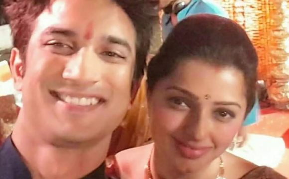Sushant Singh Rajput's Sister In MS Dhoni, Bhumika Chawla Pens Down An Emotional Note