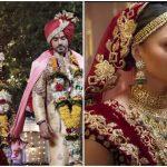 Urvashi Rautela and Gautam Gulati wedding photo